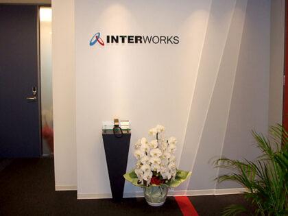 インターワークス株式会社のオフィス