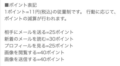 NH QUEENの料金表