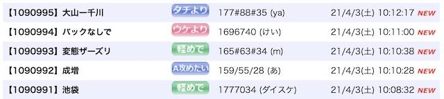 ゲイの掲示板(MEN'S NET JAPAN)