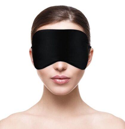ARIALK アイマスク 黒